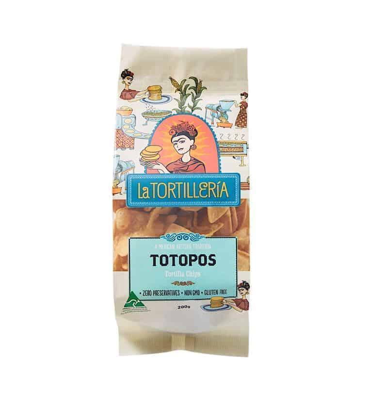 La Tortilleria Totopos - Simon Johnson Providore